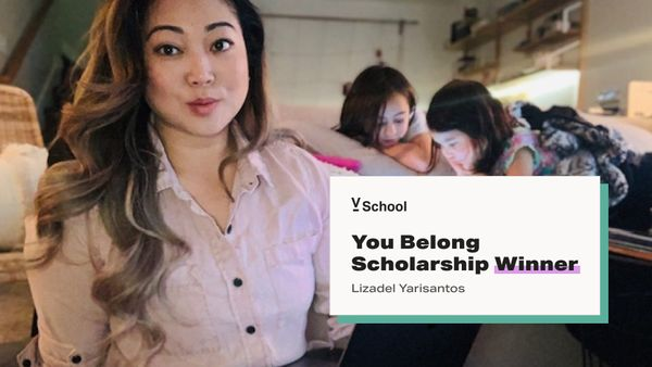 You Belong in Tech Scholarship Winner